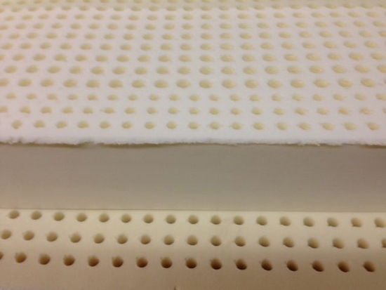 "3"" Blended Talalay Latex Mattress Topper"