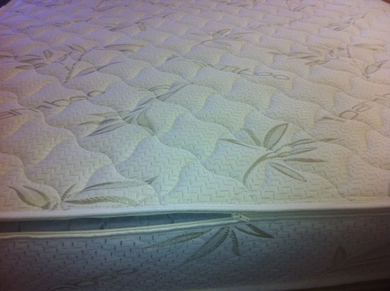 Queen Bamboo Wool Zippered Mattress Cover Replacement