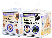 Queen Bed Bug Protection Kit