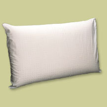 Standard Size All Natural Latex Pillow