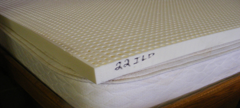 Talalay & Dunlop Latex Toppers - Bare