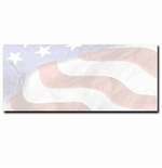 Grand Old American Flag Patriotic #10 Envelopes
