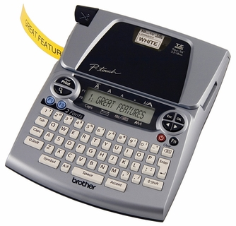 Brother P Touch 1880 Label Maker With Ac Adapter