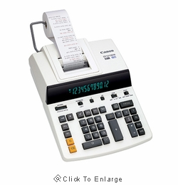 Canon CP1213DIII Commercial Desktop Printing Calculator