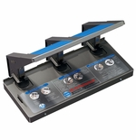 Carl HC-72 72-Sheet Heavy Duty 3 Hole Paper Punch (CUI63072)