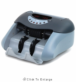 Cassida Tiger Semi-Professional Money Counter with Counterfeit Detection