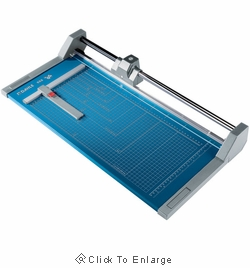 """Dahle 552 Professional 20"""" Rolling Paper Trimmer"""