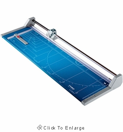 "Dahle 556 Professional 37"" Rolling Paper Trimmer"
