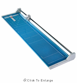 "Dahle 558 Professional 51"" Rolling Paper Trimmer"