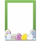 Easter Eggs Border Laser & Inkjet Printer Paper