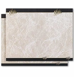 Electric Marble Preprinted Tri-Fold Brochure Paper Stock