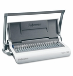 Fellowes Star+ Manual Comb Binder & Punch Binding Machine (5006501)