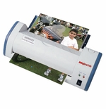 Majestik HRL-2109 Laminating Kit with 100 Assorted Laminator Pouches