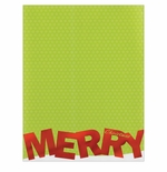 Merry Christmas Foil Holiday Printer Paper