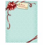 Merry Christmas Gift Packages Holiday Printer Paper