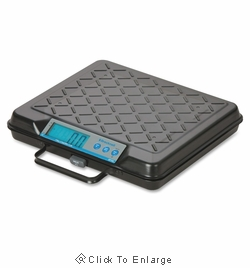 Salter Brecknell GP100 Electronic Bench Shipping Scale (100 LBS)