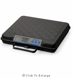 Salter Brecknell GP250 Electronic Bench Shipping Scale (250 LBS)