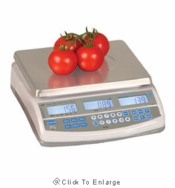 Salter Brecknell PC30 Price Computing Digital Scale (30 LBS)