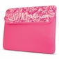 "Sumo 8.9"" Graffiti Tablet, iPad, Ultrabook & Laptop Sleeve - Pink"