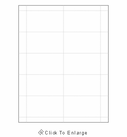 White Business Card Paper Stock (750 Cards)