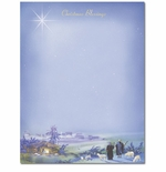Wondrous Lights Christmas Blessings Holiday Printer Paper