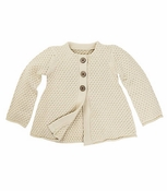 Burt's Bees Baby | Button Front Cardigan