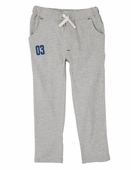 Hatley | Athletic Grey Slim Pants