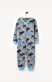 Hatley | Baby: Blue Moose Coverall