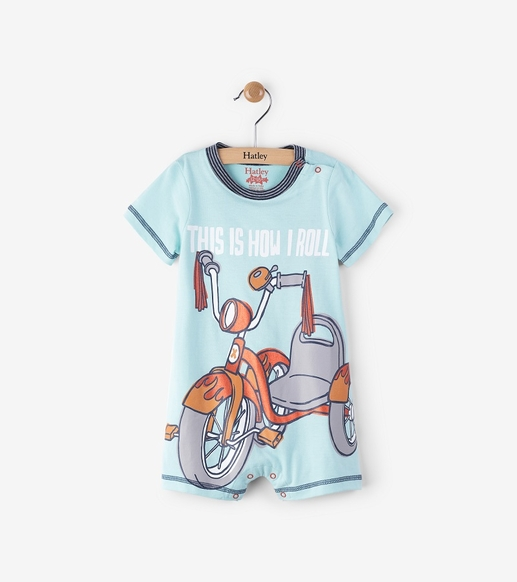 Hatley | Baby: How I Roll Romper