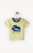 Hatley | Baby: Woolly Mammoth Tee