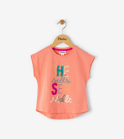 Hatley | Sea Shells Tee