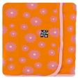 Kickee Pants | Swaddle: Sunset Water Lily