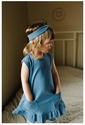 L'ovedbaby | Baby Doll Dress: Slate