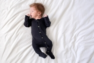 L'ovedbaby | Footie: Black