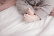 L'ovedbaby Thermal Pants | Light Gray