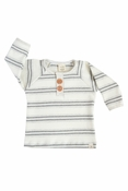 Lulu + Roo | Toddler Stone Stripe Top