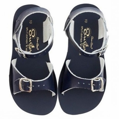 Saltwater Sandals | Navy Surfer
