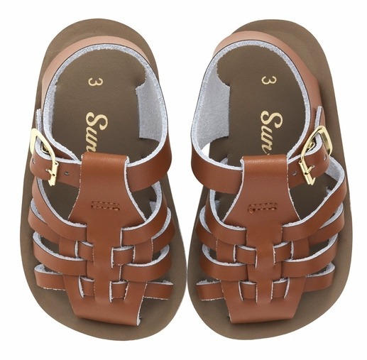 Saltwater Sandals | Sailor - Tan