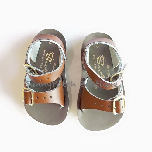 Saltwater Sandals | Surfer - Tan