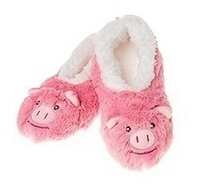 Snoozies: Kids - Pig