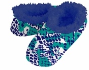 Snoozies: Women's - Abstract Snakeskin
