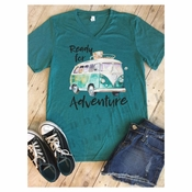 Women's Graphic Tee | Ready for Adventure