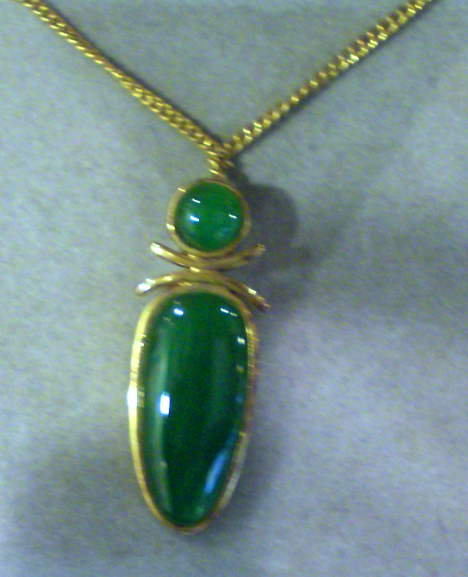 Polar jade necklace for Pictures of jade jewelry