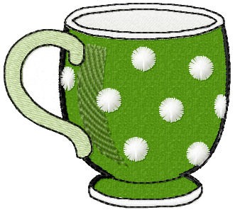 Applique Cup 2