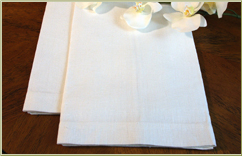Creamy Natural Kitchen Towel