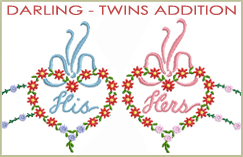 Darling Set - Twins Addition