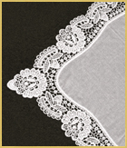 German Lace Handkerchiefs