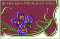 Irises Beautiful Endings