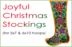 Joyful Christmas Stockings