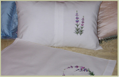 Lavender Guest Towels Projects